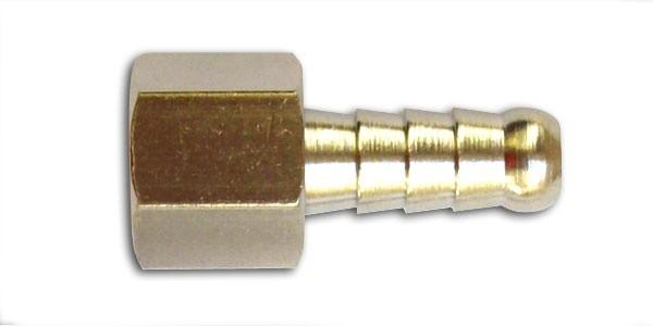 """Штуцер для шланга 9 мм. с внутренней резьбой 1/2"""""""