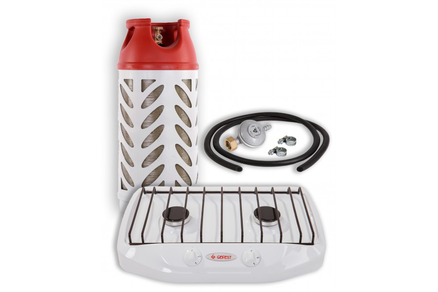 Газовая плита для дачи (комплект №1)