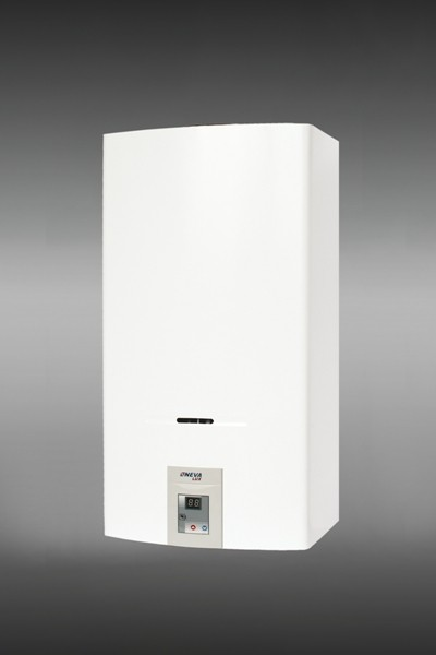 Газовая колонка (водонагреватель) NEVALUX- 6014 (белый)