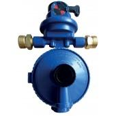 Регулятор давления газа SRG  7,5кг/ч, 37мбар с автоматическим переключением (Германия)